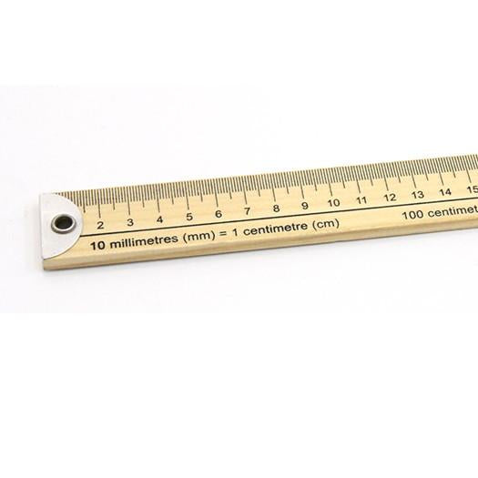 Ruler Wooden Dressmakers