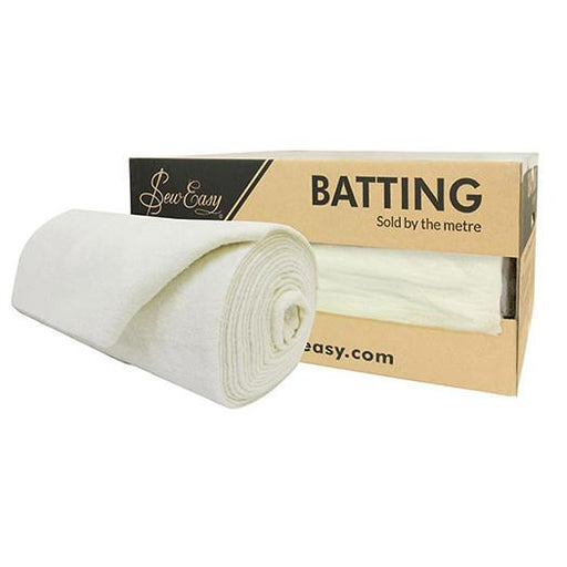 Batting 80/20 Cotton/Poly Fibre N/P