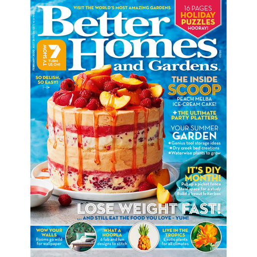 Better Homes and Gardens - February 2020