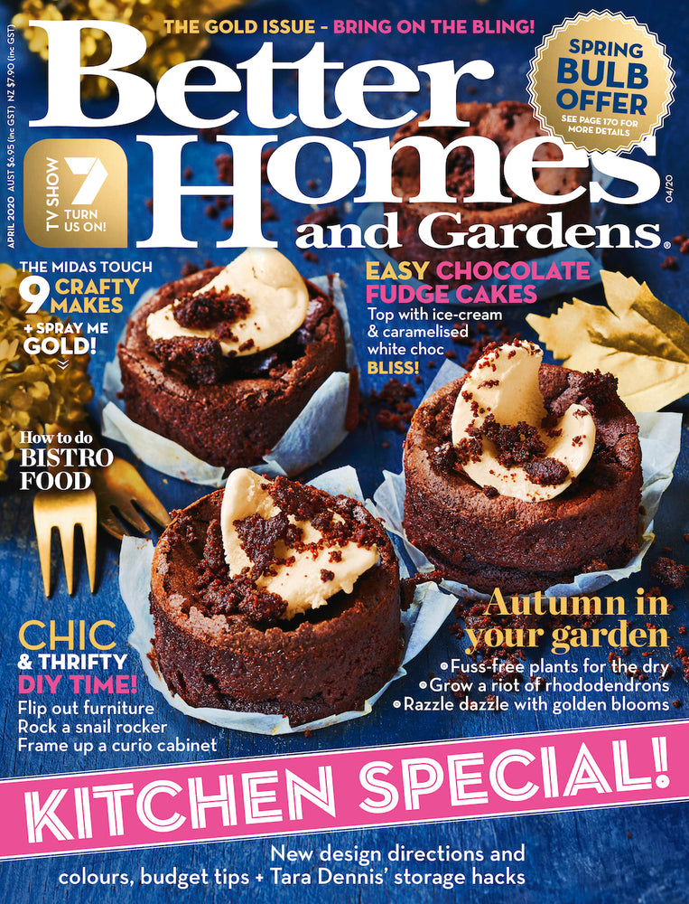 Better Homes and Gardens - April 2020