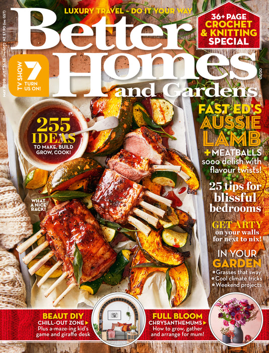 Better Homes and Gardens - May 2020