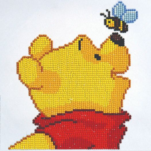 Diamond Dotz Disney Pooh with Bee