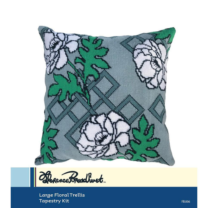 Florence Broadhurst cushion tapestry kit