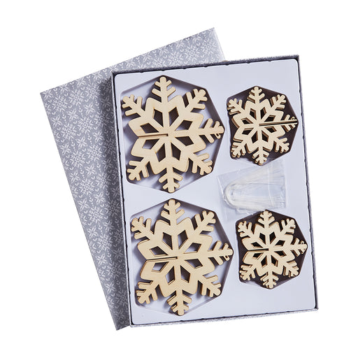 Better Homes and Gardens - 3D Decorations - Snowflake pack