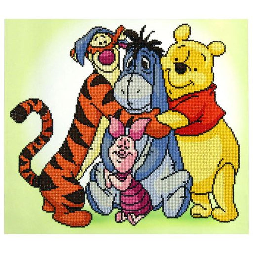 Diamond Dotz Disney Pooh and Friends