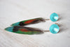 lovebirds light turquoise matt no5