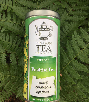 PositiviTea for a Calming Tea