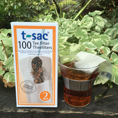 T-sac Infusers #2 Fillable Tea Bags