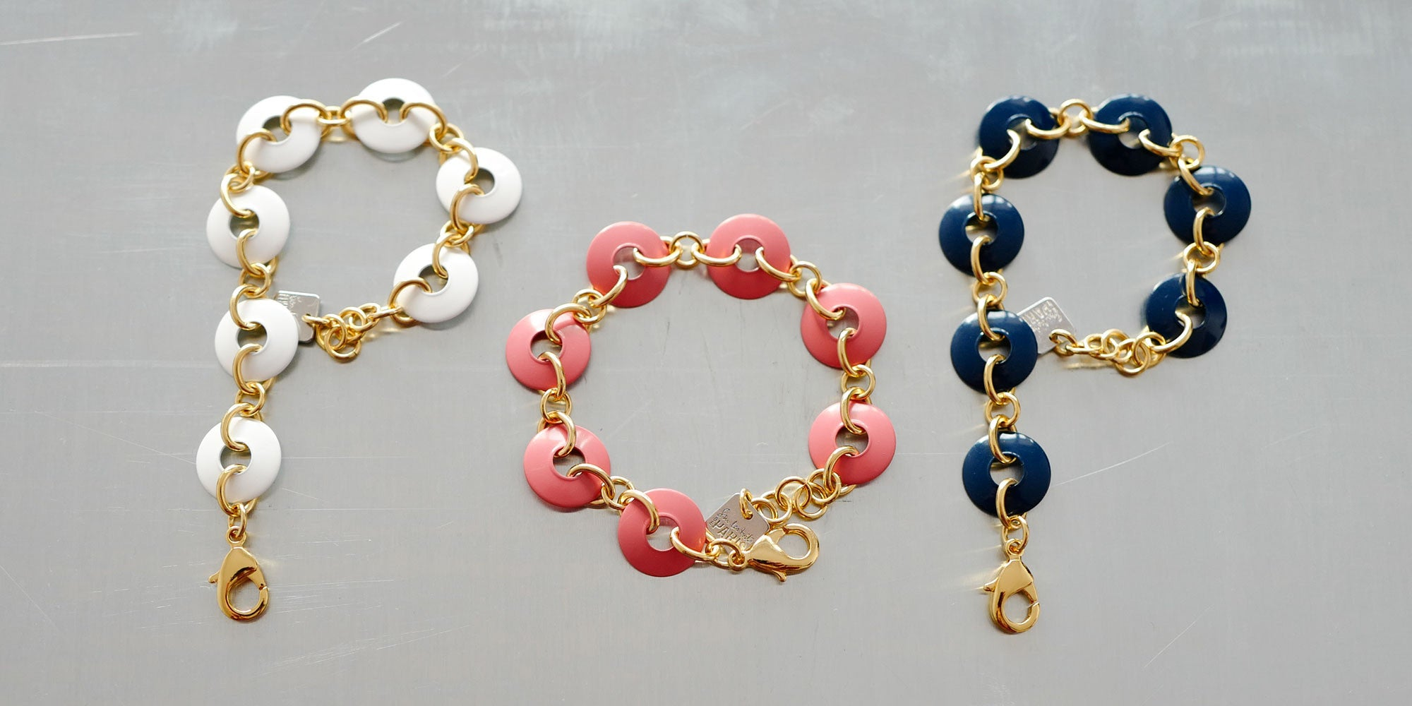 bracelet twiggy 3 couleurs surlestoitsdeparis