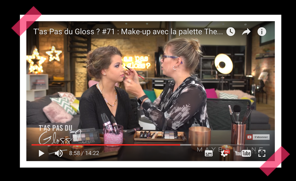 taspasdugloss#71 EnjoyPhoenix collier Infini SurlestoitsdeParis