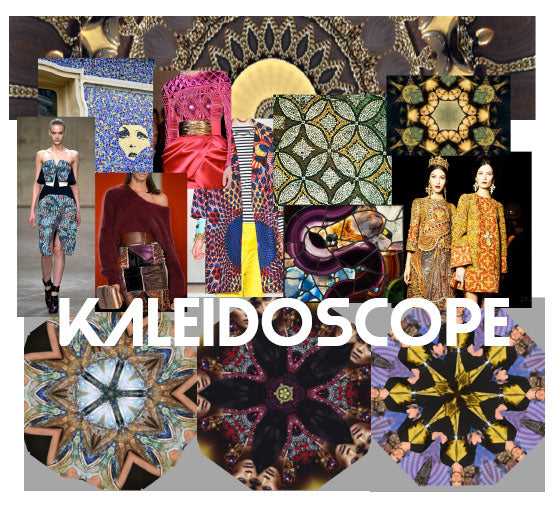 Moodboard-collection-KALEIDOSCOPE-surlestoitsdeparis
