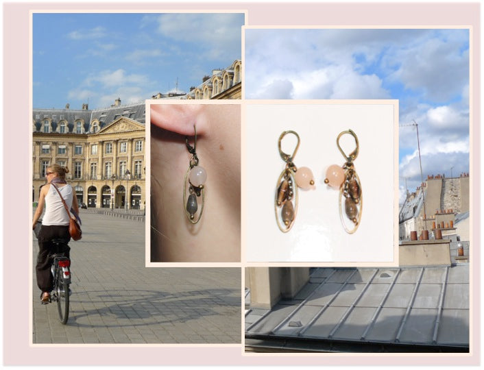 inspiration VENDOME earings