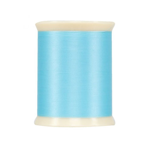 Superior MicroQuilter Spool - #7022 Light Turquoise