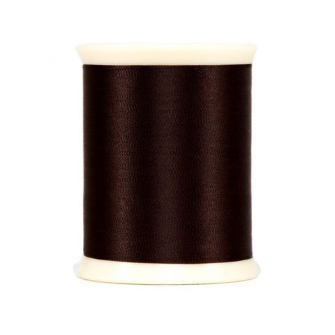 Superior MicroQuilter Spool - #7029 Dark Brown