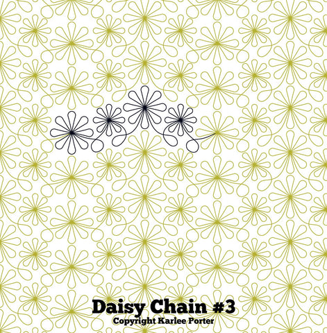 Daisy Chain #3 by Karlee Porter
