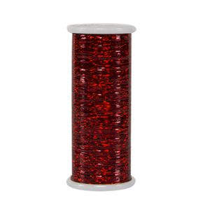 Superior Glitter Spool - #130 Ruby