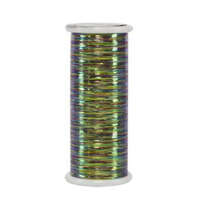 Superior Glitter Spool - #114 Rainbow (Variegated)