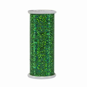 Superior Glitter Spool - #205 Green