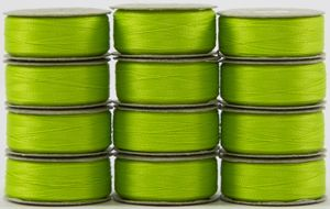 Superior SuperBOBs Bobbins M-Style - #644 Lime Green
