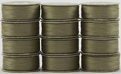 Superior SuperBOBs Bobbins L-Style - #617 Taupe