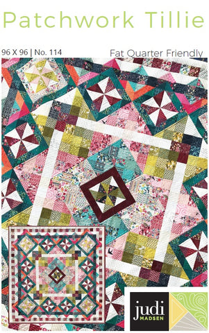 Patchwork Tillie Quilt Pattern