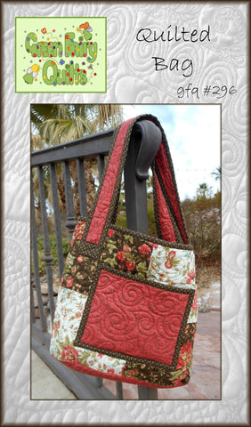 GFQ Quilted Bag Pattern ***PDF***