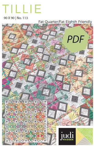 Tillie Pattern ***PDF***