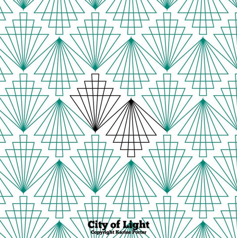 City of Light by Karlee Porter