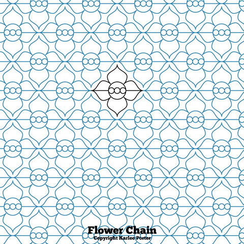 Flower Chain by Karlee Porter