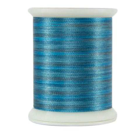 Superior Fantastico Spool - #5119 Mixed Turquoise