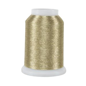 Superior Metallics Mini Cone - #002 Light Gold