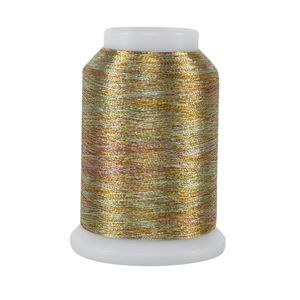 Superior Metallics Mini Cone - #025 Variegated Gold