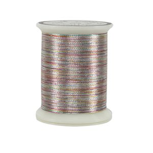 Superior Metallics Spool - #031 Varigated Silver