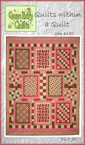 GFQ Quilts within a Quilt Pattern ***PDF***