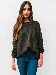 Mod Forest Sweater