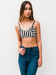 Striped Bralette