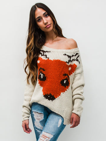 Deer Lord Sweater