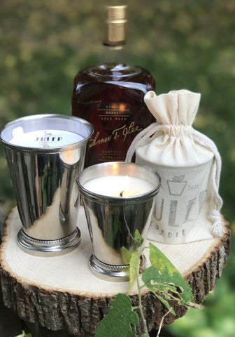 Bourbon and Bluegrass Candle