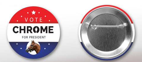 CC2 Chrome for President Button