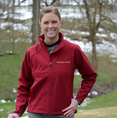 TM Ladies Soft Shell Full Zip Jacket