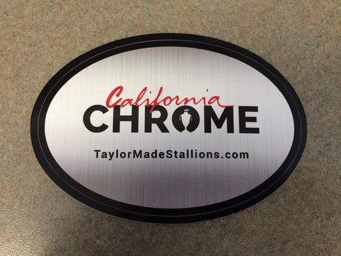 CC2 California Chrome Sticker