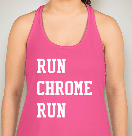CC2 Run Chrome Run Tank