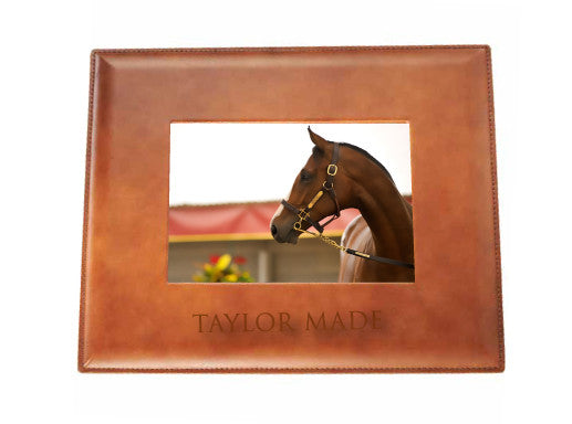 TM Leather 5x7 in. Picture Frame