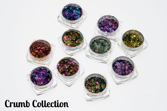 Glitter Crumb Collection