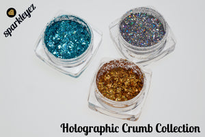 Holographic Crumb Collection