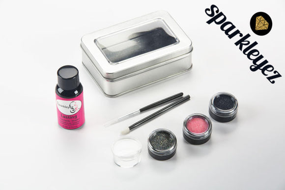 Build Your Own Eyes & Lips Glitter Kit