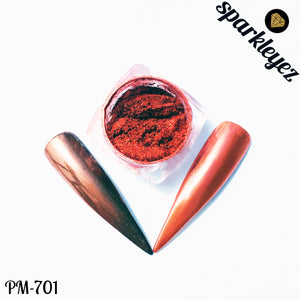 PM-701 Rose Gold Chrome