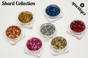 Glitter Shard Collection