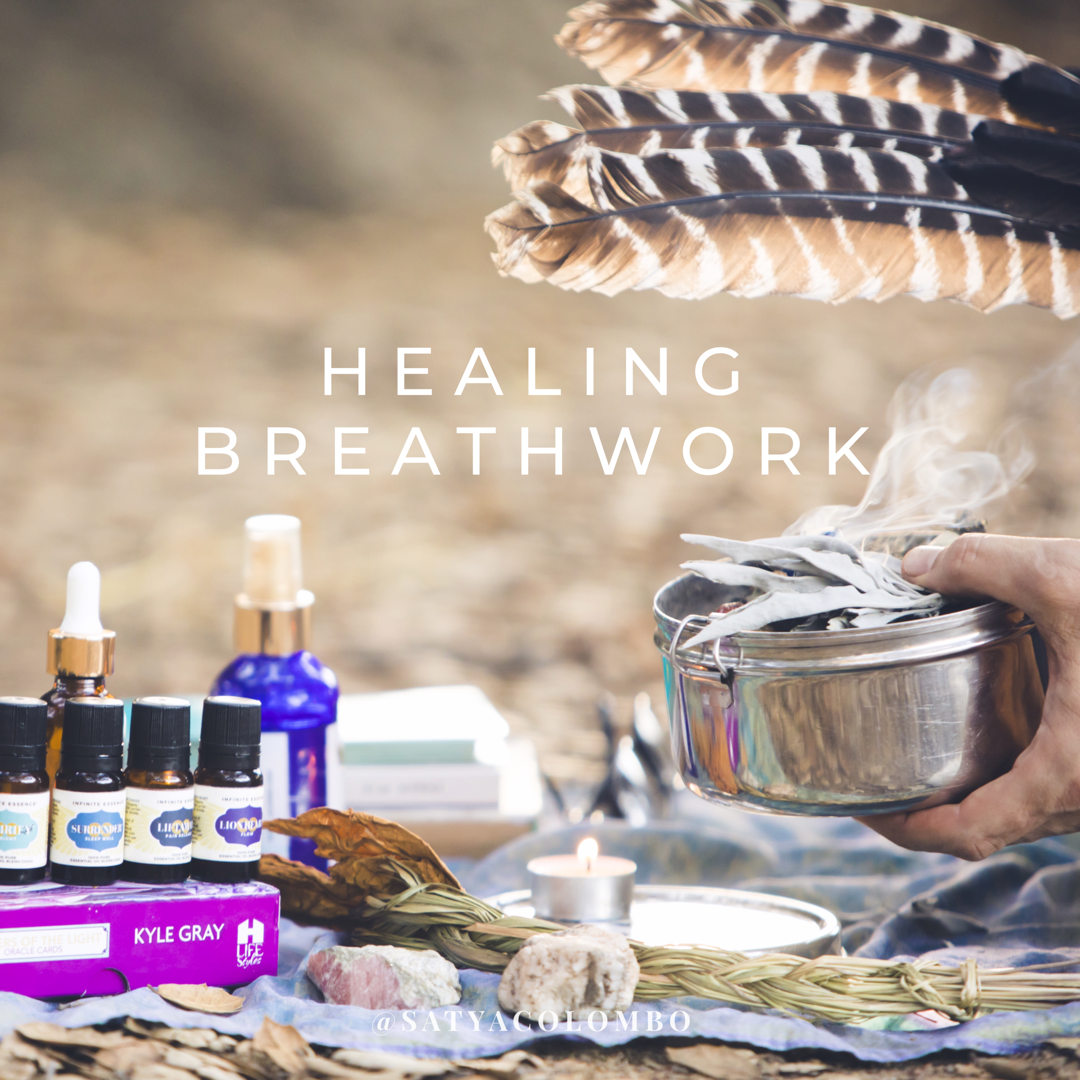 Healing Breathwork and Counsel