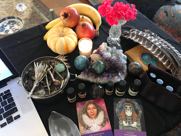 VIRTUAL BREATHWORK + HEALING GROUP: UNLOCK YOUR SOUL MAGIC